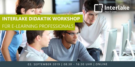Interlake Didaktik Workshop für E-Learning Professionals Tickets