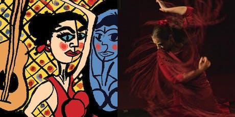 España El Vito, The Spirit of Spain Guitarist Matthew Fagan & Flamenco Dancer,  Laura Uhe - Coolart Wetlands Somers tickets
