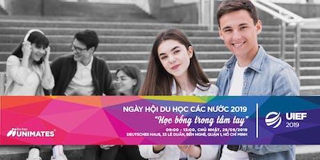 NGÀY HỘI SĂN HỌC BỔNG CÁC NƯỚC MÙA THU 2019  tickets
