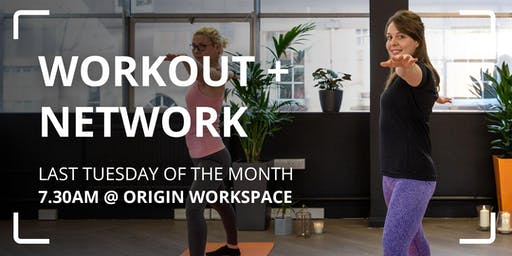Workout + Network: Yoga