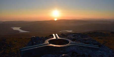 Sunset on the Summit/Machlud ar y Mynydd tickets