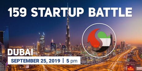 159 Startup Battle in Dubai - join the best! tickets
