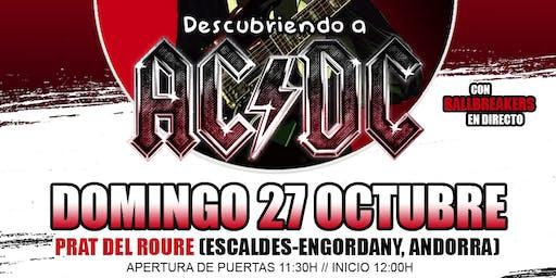 ROCK EN FAMILIA: Descubriendo a AC/DC - Andorra