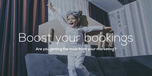 Boost Your Bookings with Marketing Secrets (South West)