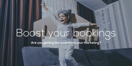 Boost Your Bookings with Marketing Secrets (Midlands) tickets