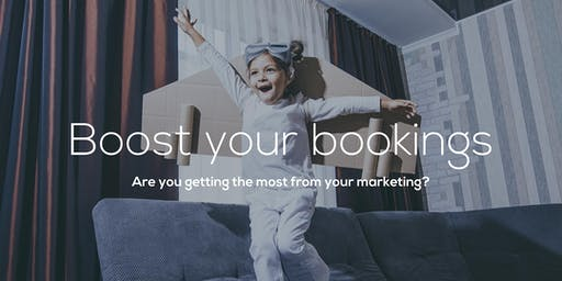 Boost Your Bookings with Marketing Secrets (Midlands)