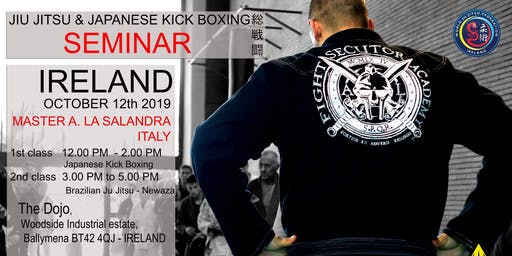 WJJF Ireland is proud to present, Antonio la Salandra,