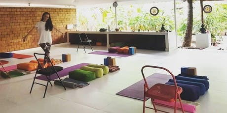 Yoga with Rachael Fraser tickets