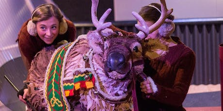 Reindeer on the Roof by Hodgepodge Theatre Company tickets