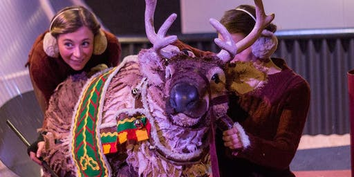 Reindeer on the Roof by Hodgepodge Theatre Company