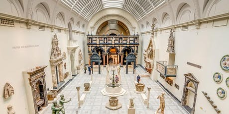 Lecture by Tristram Hunt - Prince Albert's Great Legacy: The V&A Today tickets