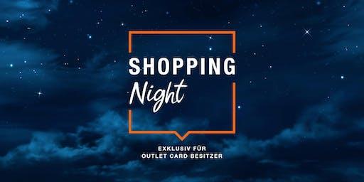Zalando Outlet Shopping Night Köln