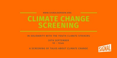 Climate Change Screening