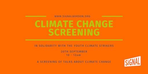 Climate Change Screening