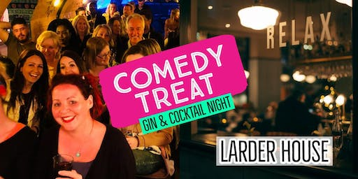 Comedy Treat - Gin & Cocktail Special (Bournemouth)