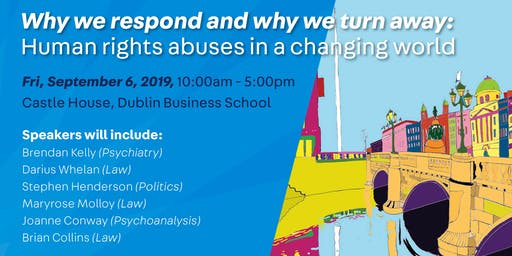 Why we respond and why we turn away:human rights abuses in a changing world