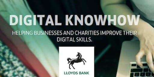 Lloyds Bank Digital KnowHow Session (Blackpool)