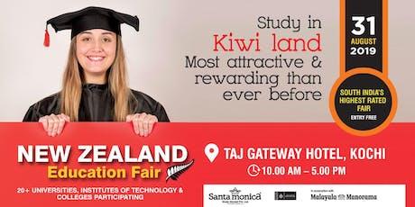 Newzealand Education Fair 2019  tickets