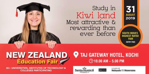 Newzealand Education Fair 2019