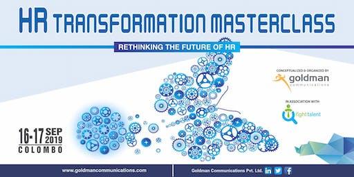 HR Transformation Masterclass