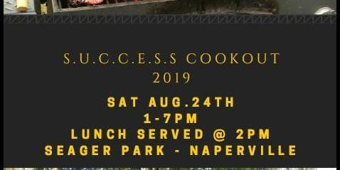 Success Annual Cookout - Seager Park - Naperville