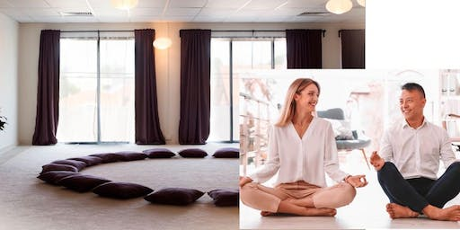 Guided Meditation Speed Dating, Ages 27-37