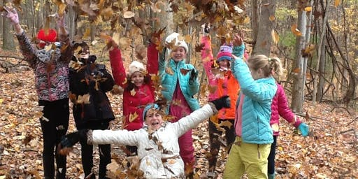 Weekend for Junior Girl Scouts November 15-17