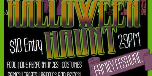 Halloween Haunt Family Festival