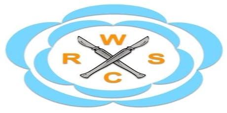 WRSC September Meeting tickets