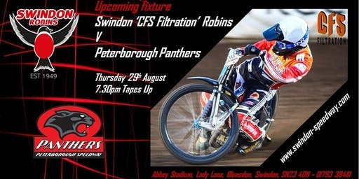 Swindon Robins V Peterborough Panthers