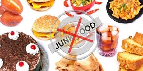 Junk Food: How to Kick the Habit! tickets