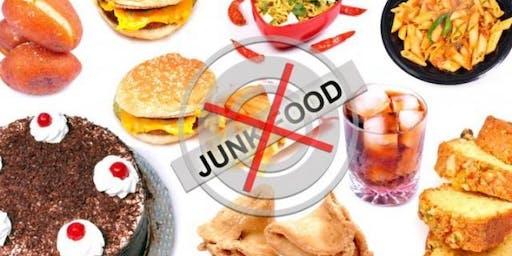 Junk Food: How to Kick the Habit!