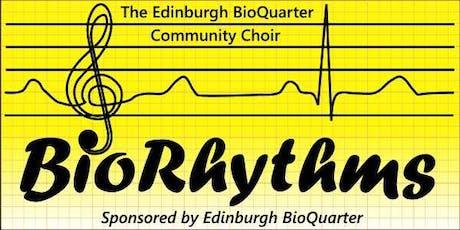 BioRhythms - The Edinburgh BioQuarter Community Choir tickets