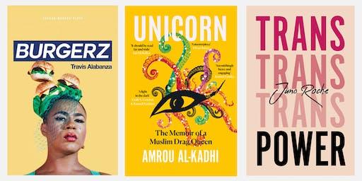 Own Your Gender: Amrou Al-Kadhi, Travis Alabanza and Juno Roche - Gower Street