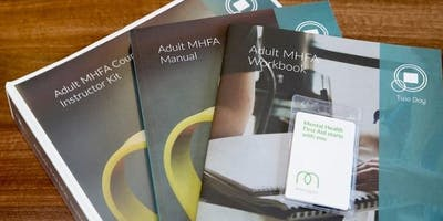 ***** Mental Health First Aid (MHFA) 2 day course - Harrow