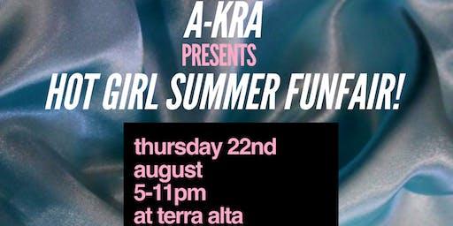 A-KRA HOT GIRL SUMMER