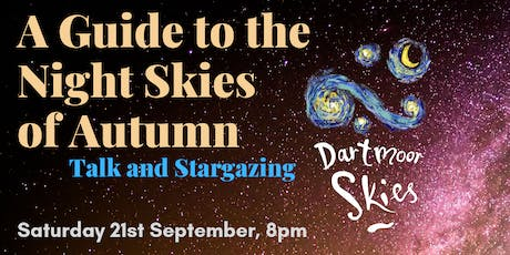 A Guide to the Night Skies of Autumn tickets