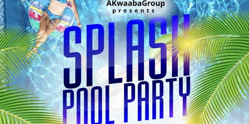 Pool Party Ghana