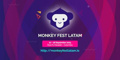 MonkeyFestLatam 2019 entradas