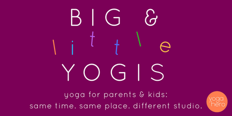 Big & Little Yogis tickets