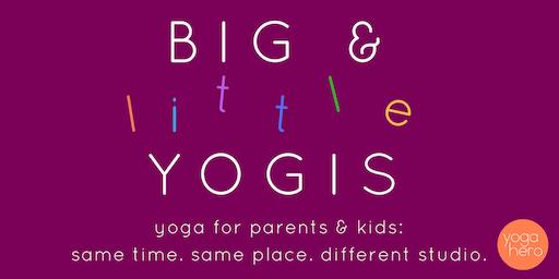 Big & Little Yogis