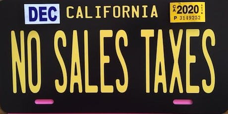 Sacramento County Wholesale Car Dealer tickets