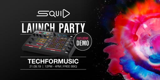 Toraiz x techformusic workshop