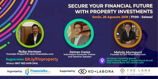 Secure Your Financial Future With Property Investments