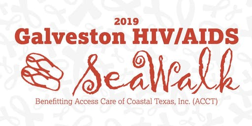 2019 Galveston HIV/AIDS SeaWalk