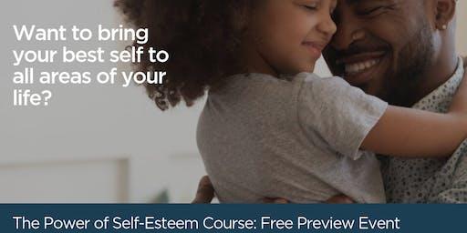 Power of Self-Esteem Intro Event in Malvern - Hosted by Ruth Joynes