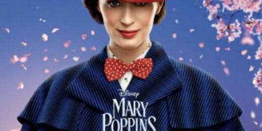 Afternoon Tea with Mary Poppins