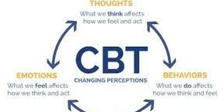 Cognitive Behavioural Therapy with Dr Brian McClean tickets
