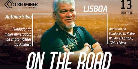 ON THE ROAD Lisboa   Imersão ao Mundo das Criptomoedas com Antônio Silva bilhetes