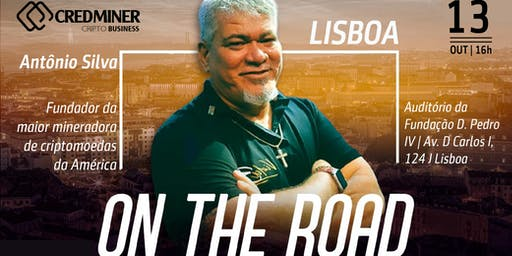 ON THE ROAD Lisboa | Imersão ao Mundo das Criptomoedas com Antônio Silva